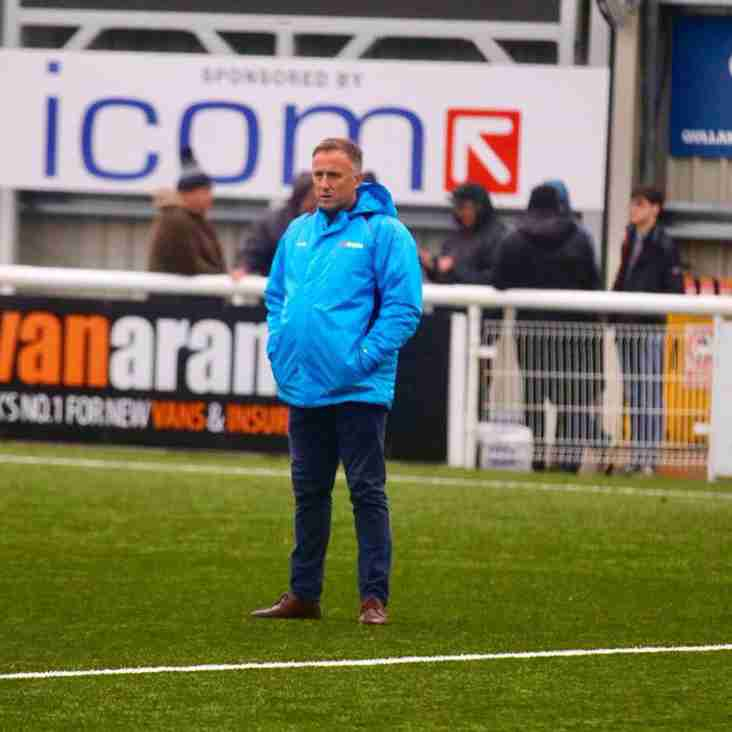 Yates Apologises After Solihull's Trophy Exit