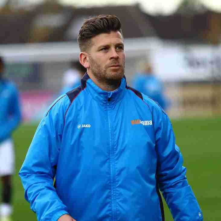 Garrard Focused On Promotion Push After Barnet Link