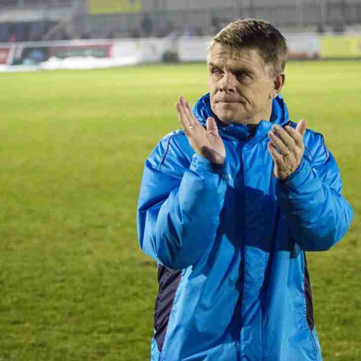 Spitfires Look To Get Younger As Boss Andy Gets To Work