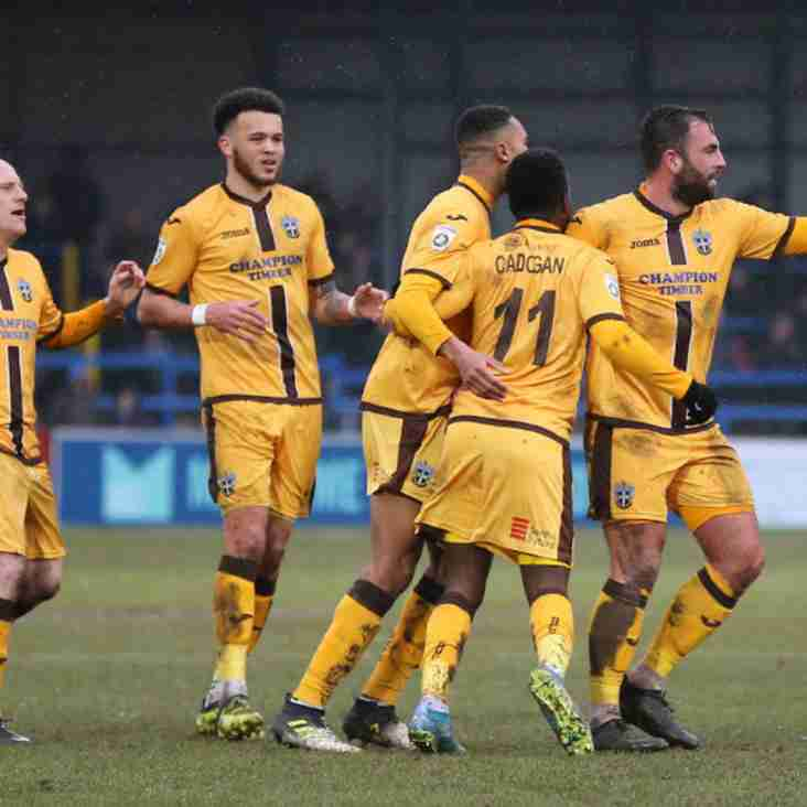 Relentless Sutton Show Another Side To Their Game