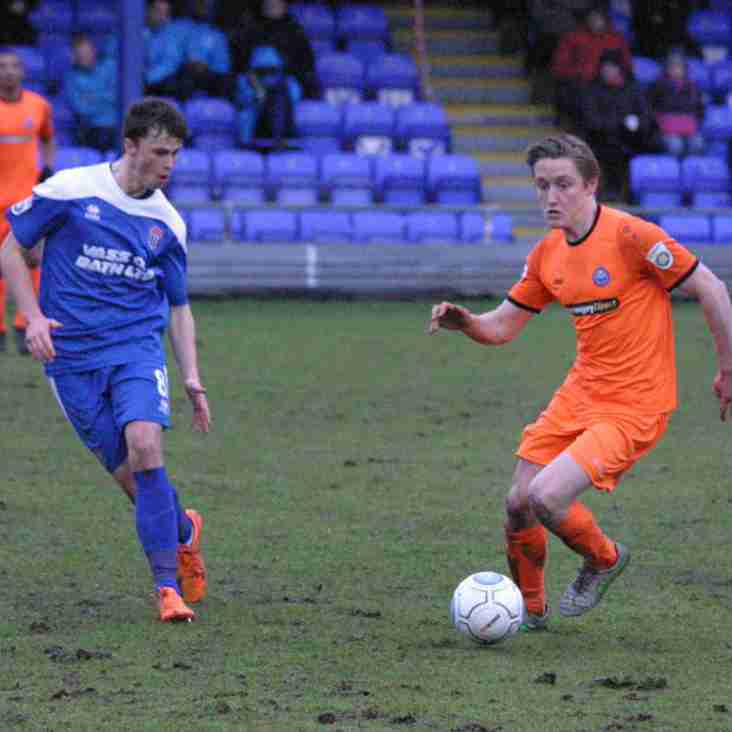 Pressure Is On For Faltering Iron In Promotion Hunt