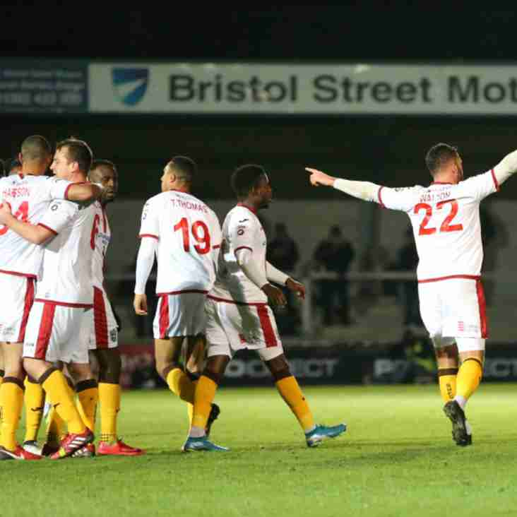 Pressure? What Pressure! Super Sutton March On