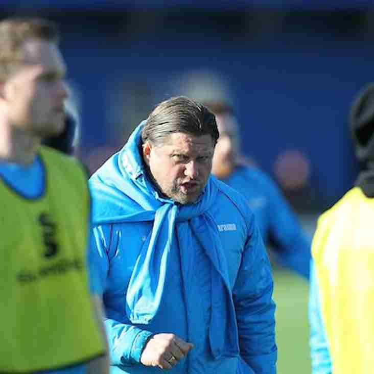 Clarets Off Colour As Boss Stringer Asks For More Belief