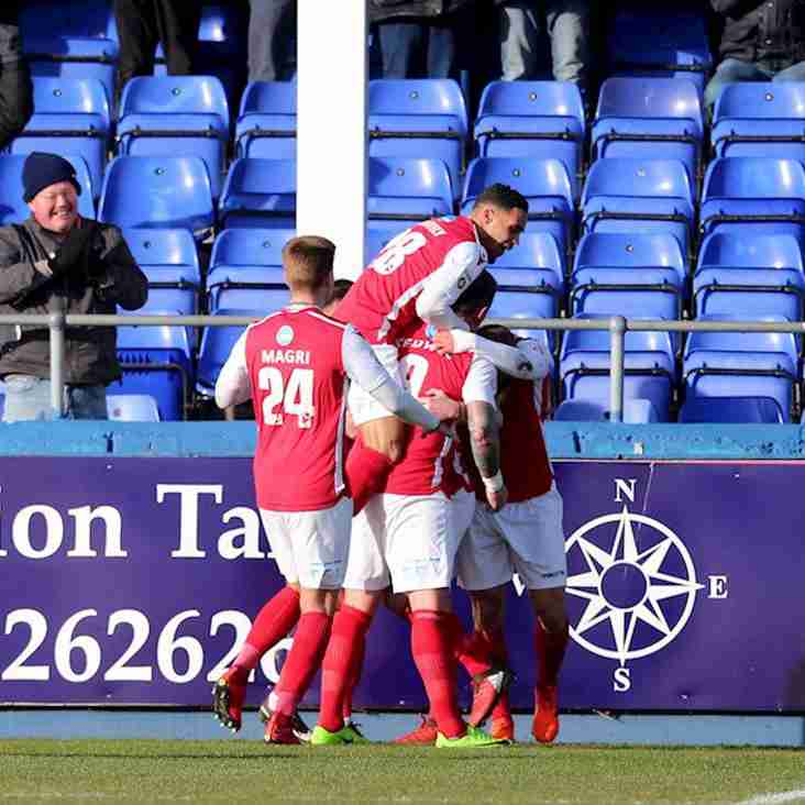 Play-Off Chasing Ebbsfleet Will Be Let Loose Says McMahon