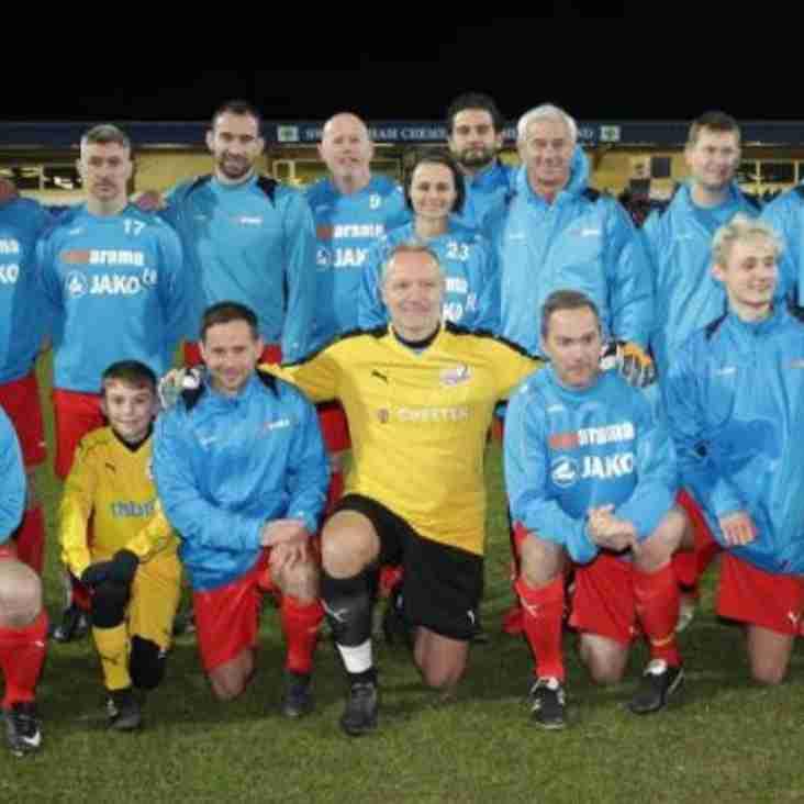 Teamwork! Chester Reach £90k Mark In Fundraising Drive