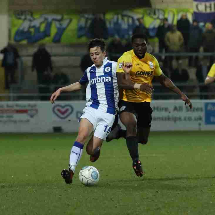 Shots Draw Shows Chester Are On The Up At Last - Bignot