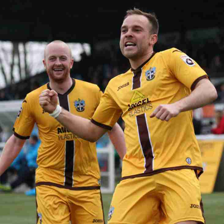 Freedom Is The Key For Sutton As U's Return To Top Spot