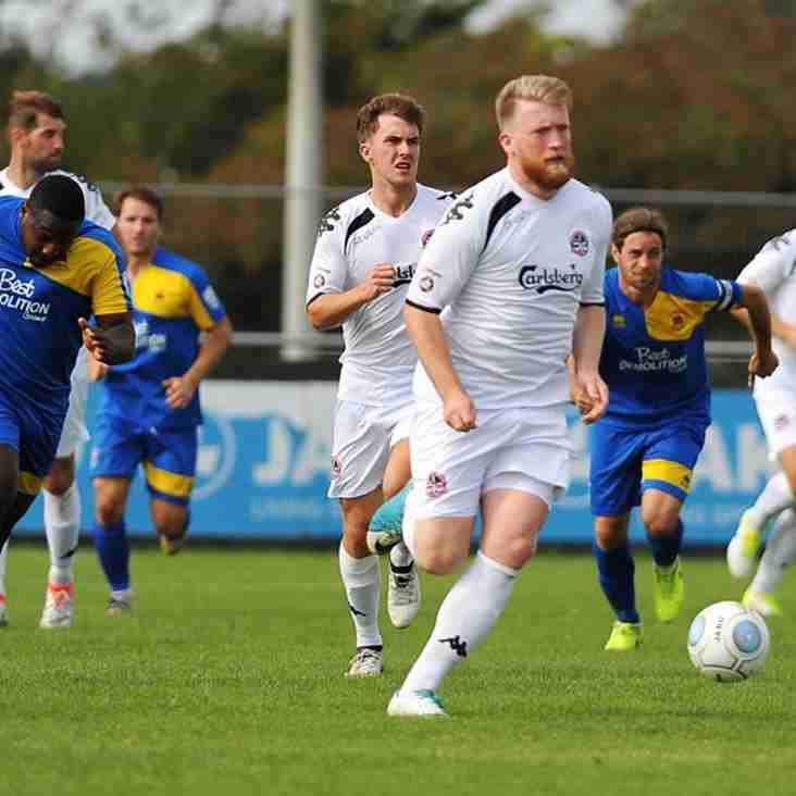 Truro Do The Hard Yards To Remain In Promotion Hunt
