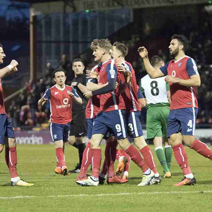 Play-Off Chasing York Told To Ignore Board Distractions