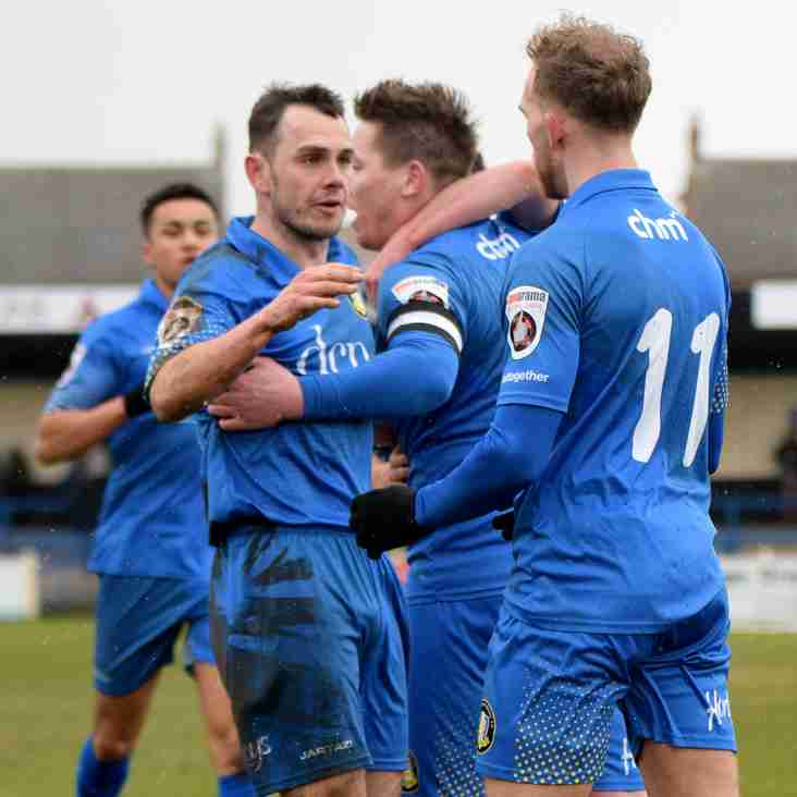 Fantastic Trinity Victory Doesn't Surprise Sinnott