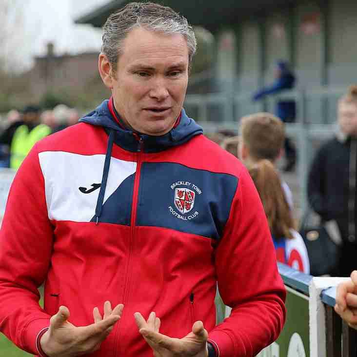 "Brackley Title Run Would Be ""Big Ask"" Admits Boss Wilkin"