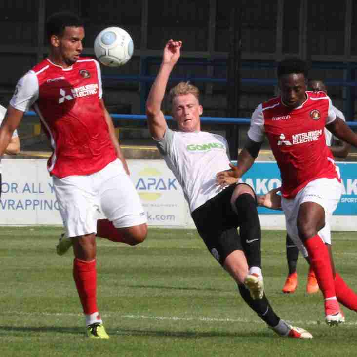 Dover's Youth Shows As Play-Off Hopes Are Dented