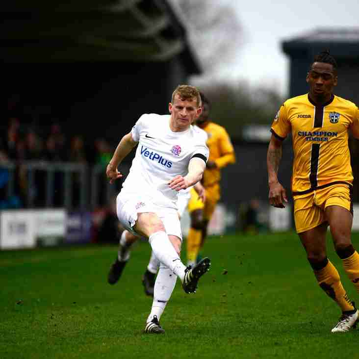 Coasters Give Boss Challinor Reaction He Craved In Win