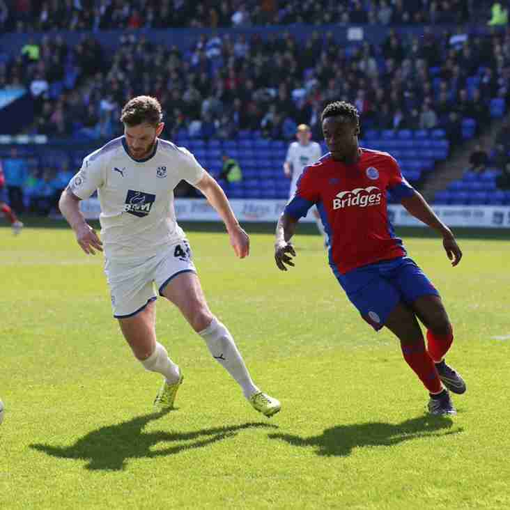 Waddock Urges Stalling Shots To Cut Out Mistakes