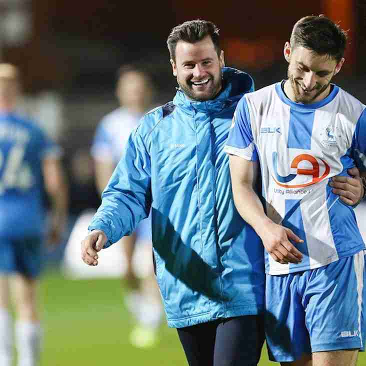 Bates' Pride As Pools Secure National League Status