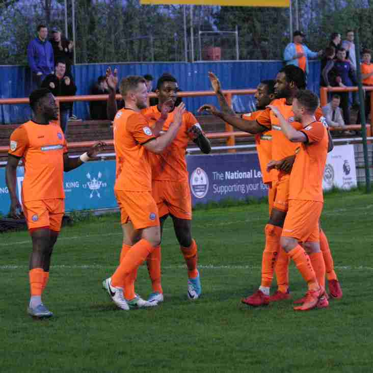 Braintree Pulling Out All The Stops In Play-Off Hunt