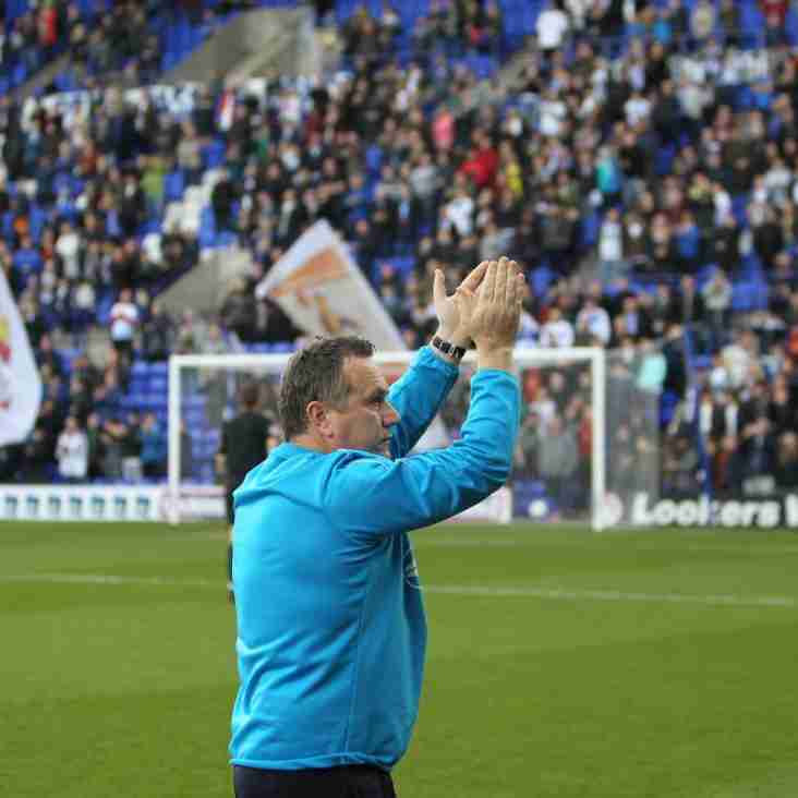 Rovers Will Be More Than Ready For Play-Offs Insists Mellon