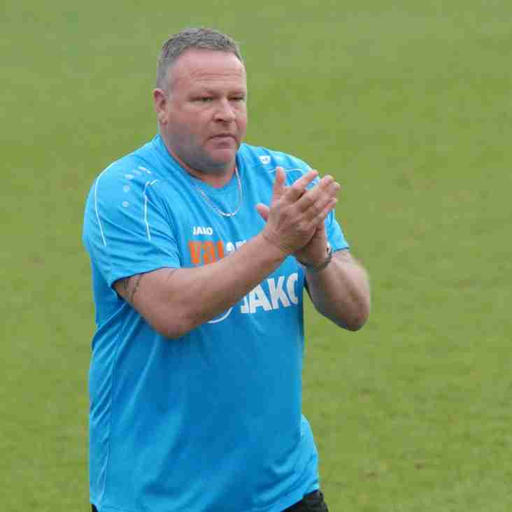 Moyses Expects To Remain As Alfreton Boss For Next Term