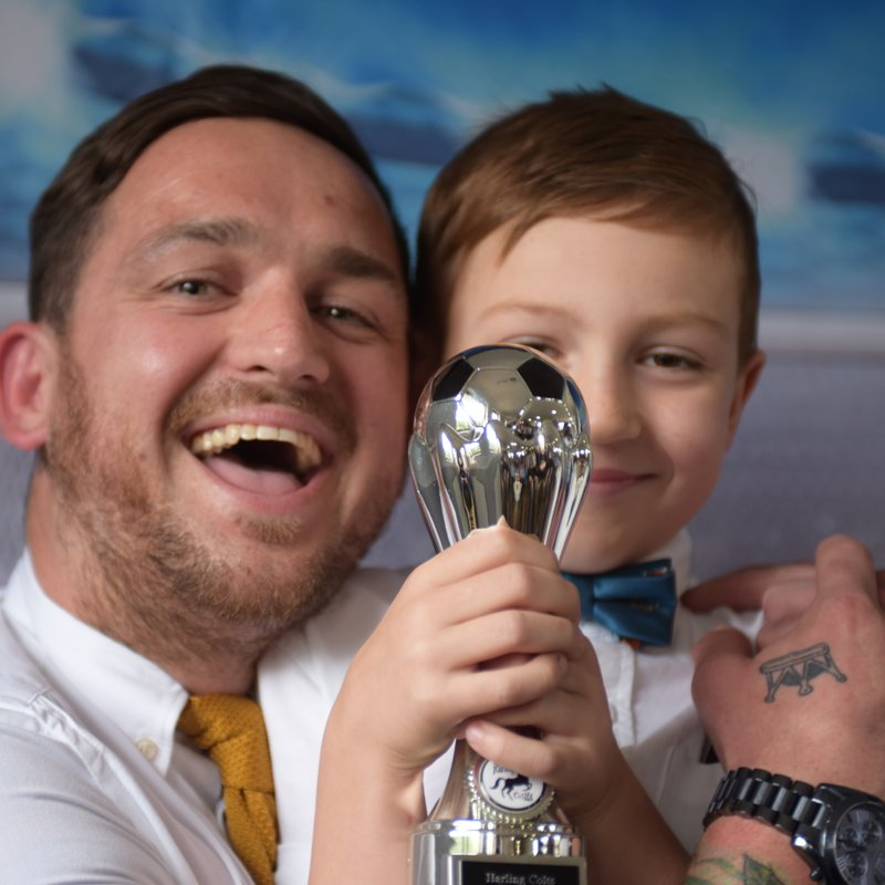 Under 8s, Under 9s and Under 10s Awards 2018