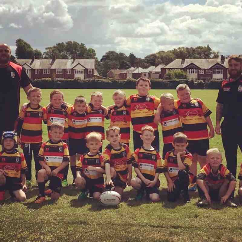 Pilks Recs u7s 2017