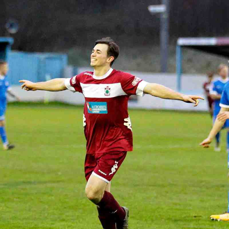 Colwyn Bay v Glossop North End