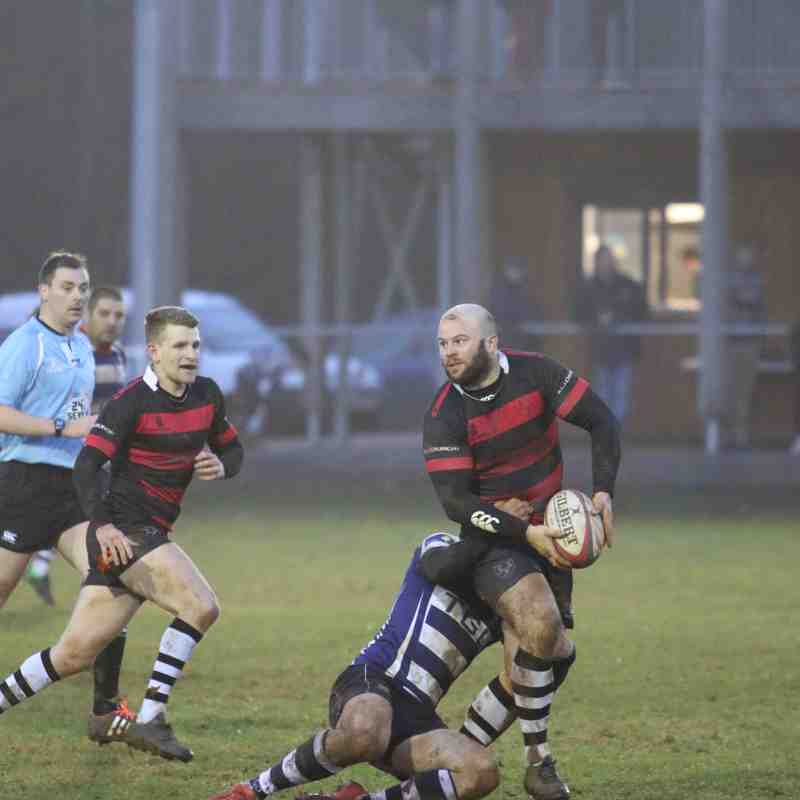 Banbury V Chippenham