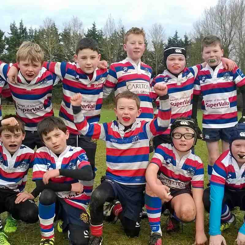 North Kildare U10's - Making their Mark.