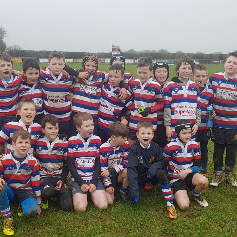 North Kildare Under 11s - A Showcase on Rucking & Offloading