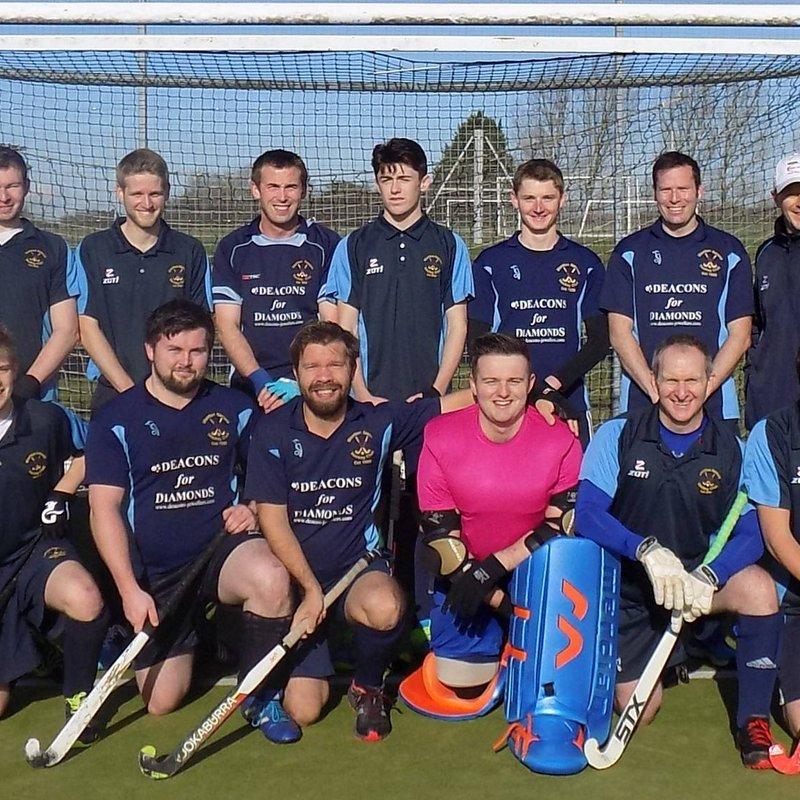 Mens 2nd Team lose to Chippenham B 2 - 3