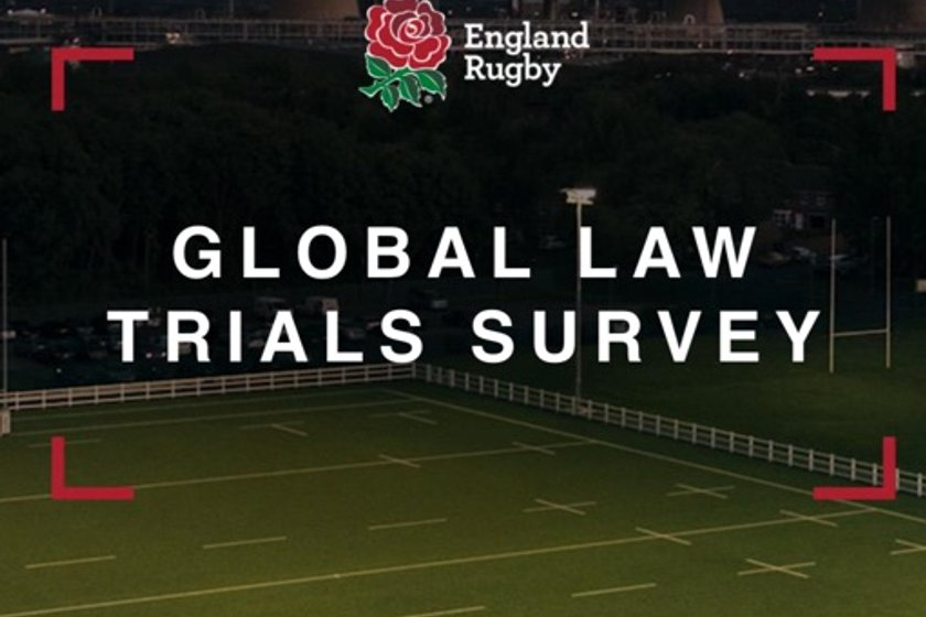 RFU Publishes Global Law Trial Survey - See What the Refs Said...