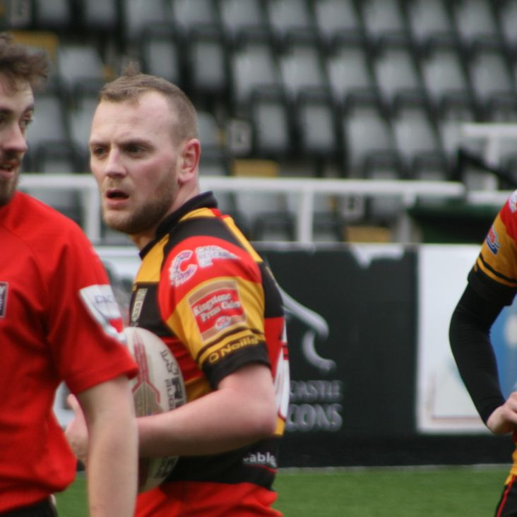 Pilks to face Millom in Third Round<