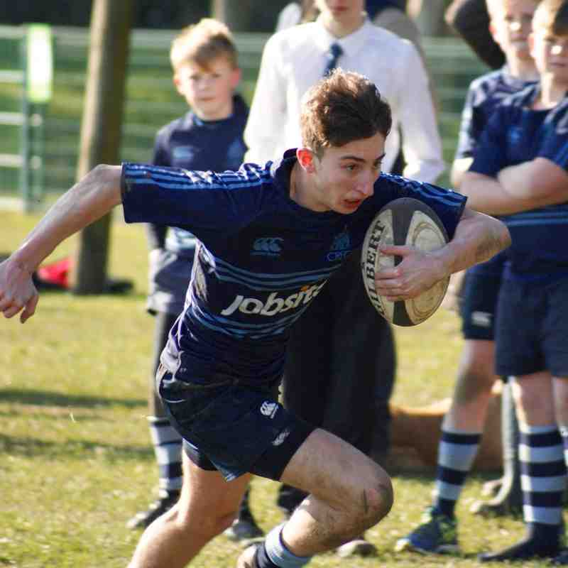 Chichester Colts 48 v 5 Kingsbridge