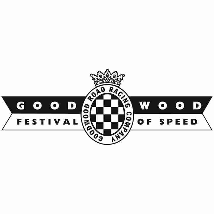 Goodwood Festival of Speed - Helpers Required