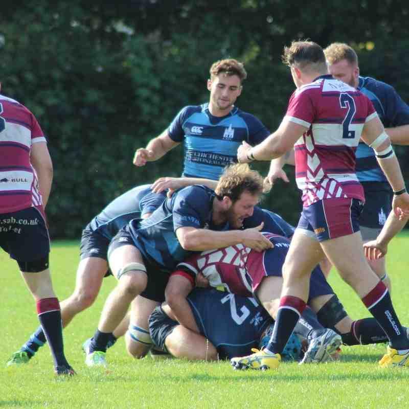 2016 - Chichester 26 v 25 Shelford