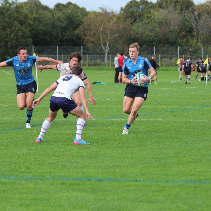 CS Rugby 10 v 20 Chichester