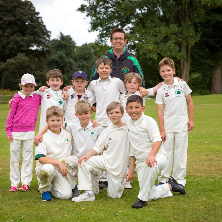 Under 9s show the way at Festival<