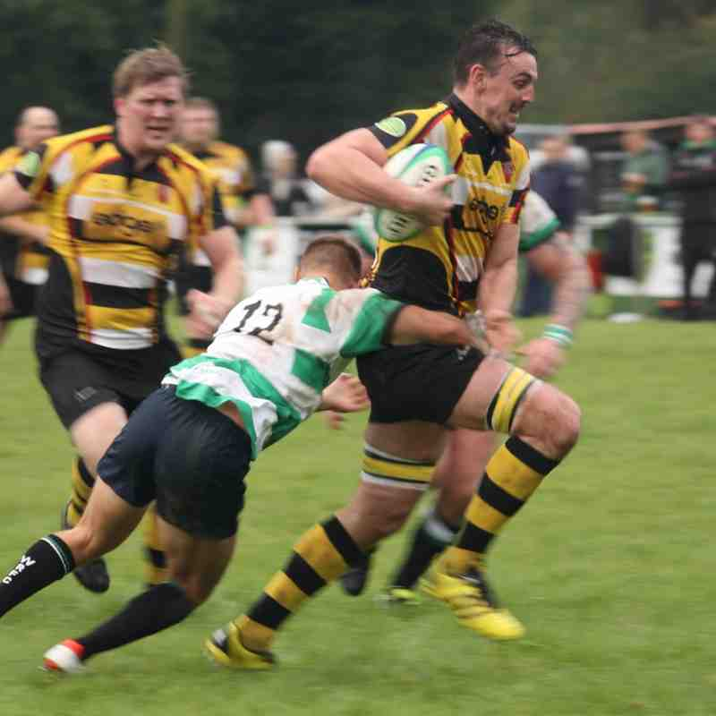 Droitwich v Woodrush October 2016