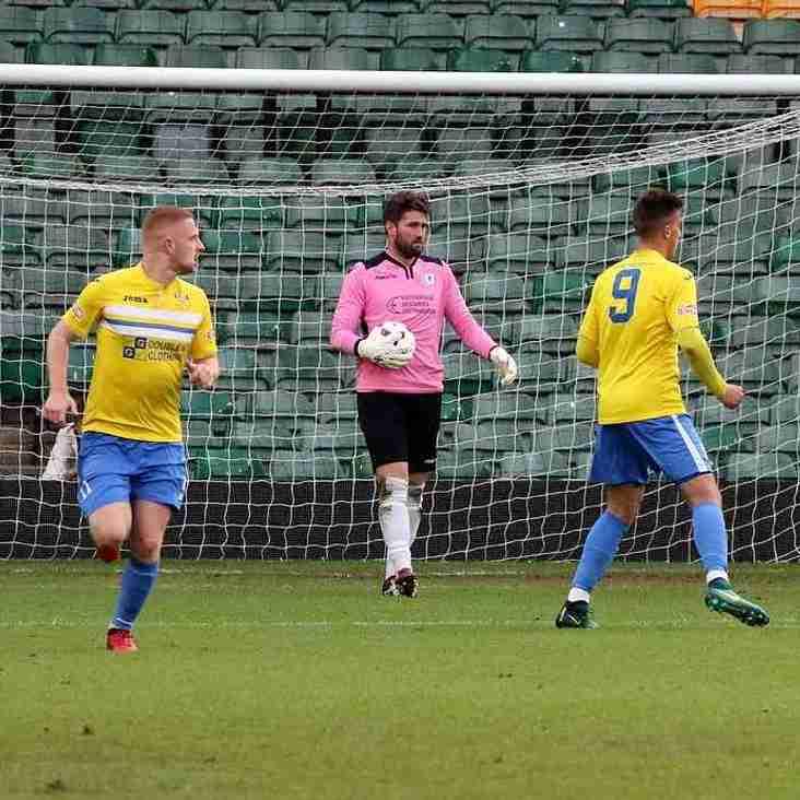 Tommy Rix rejoins Fakenham Town from King's Lynn Town