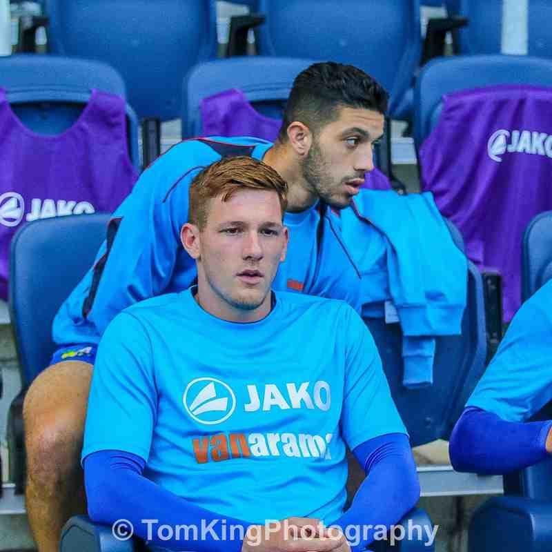 vs AFC Fylde - 14.08.2018