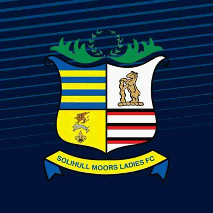 Moors Ladies strengthen media team