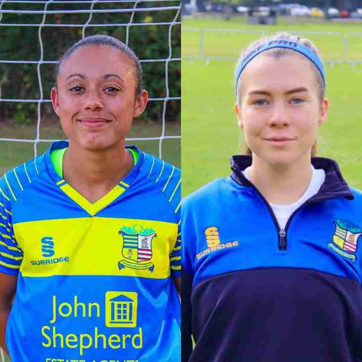 Abbie Taylor named as Moors Ladies captain