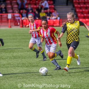 Burton Albion Ladies 7 Solihull Moors Ladies 1