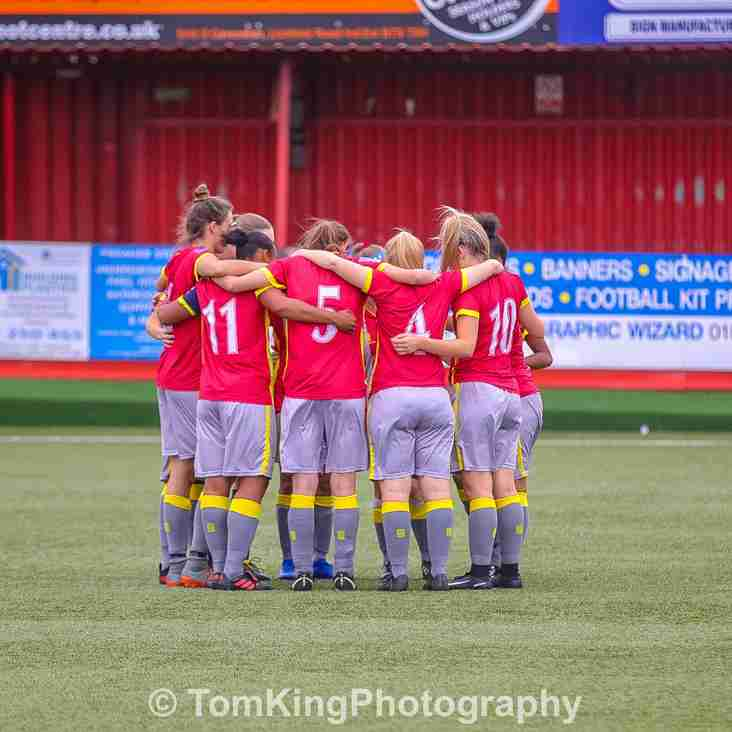 Ladies to take on Peterborough United
