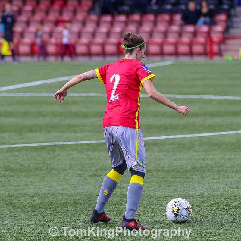 vs Burton Albion Ladies - 19.08.2018
