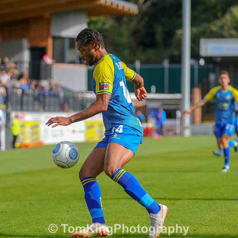 vs Dover Athletic - 15/09/2018