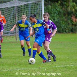 The New Saints 3 Solihull Moors Ladies 0