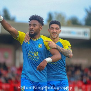 Witton Albion 0 Solihull Moors 2