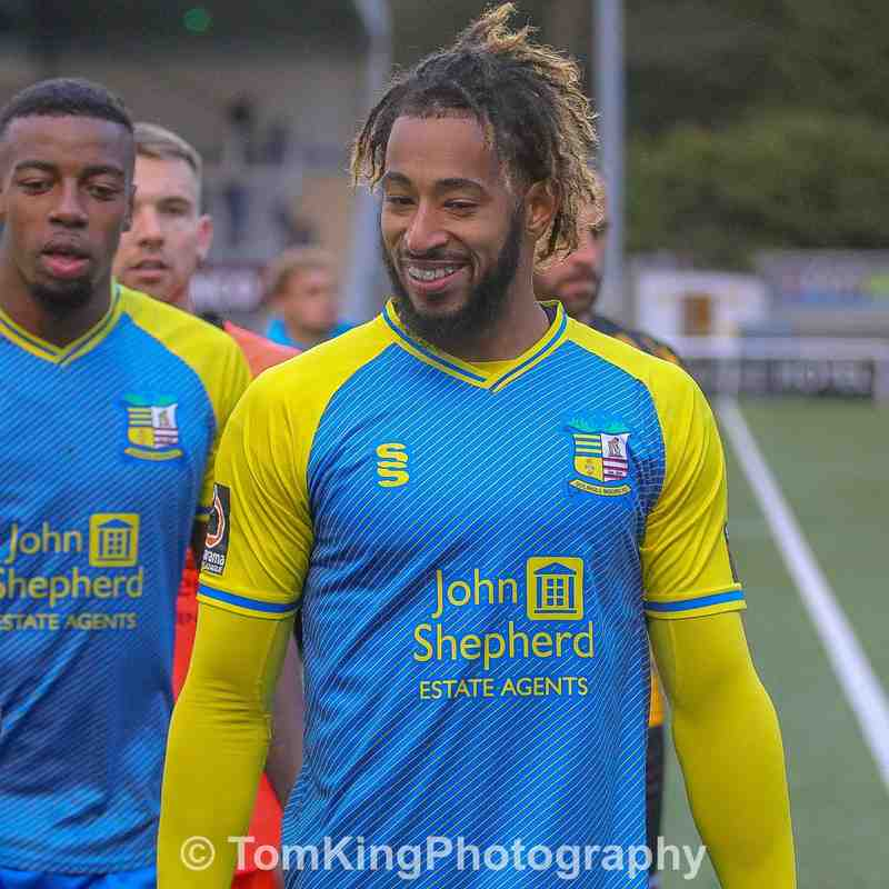 vs Maidstone United - 28/10/2018