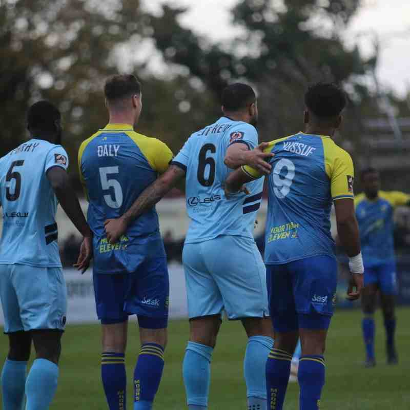 vs Boreham Wood - 03/11/2018