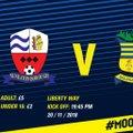 Nuneaton Borough vs. Solihull Moors FC